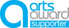Arts Awards Supporter Logo