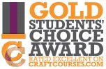 Crafts Courses Gold Certificate